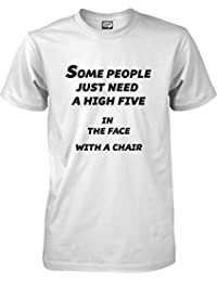High five - Funny T-shirt - S to XXL Unisex