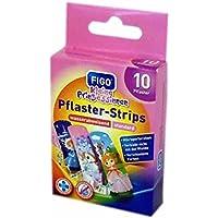 """Figo Kinder-Pflaster """"Kleine Prinzessinnen"""",1 Pack (10 Stück) preisvergleich bei billige-tabletten.eu"""