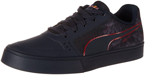 Puma Unisex-Erwachsene Rbr Wings Vulc Team Low-Top Blau (total eclipse-chinese red-puma white 01)