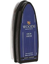 Woods Black Shoe Shiner (1 Piece)
