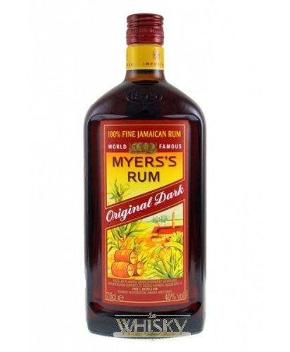 Myers\'s Original Dark Rum 4 Jahre 1 Liter aus Jamaika