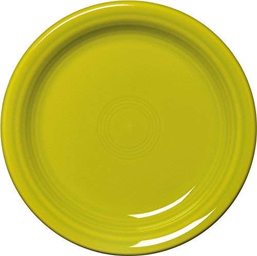 Fiestaware Lemongrass Appetizer Plate 1461332 by Unknown Fiestaware