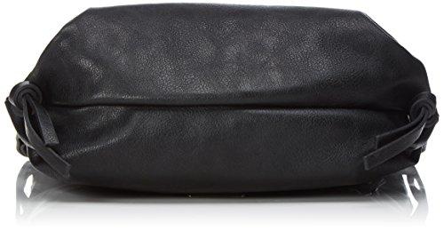 Tom Tailor Acc Elin - Borsa a Tracolla Donna, taglia 28x26x9 cm Nero (schwarz 60)