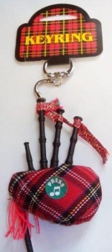 tartan-bagpipe-musical-key-ring