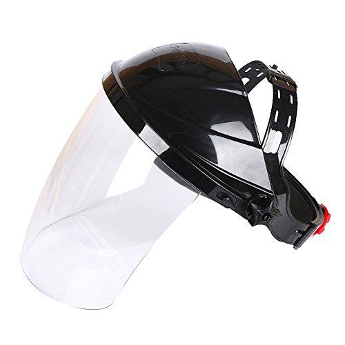 Casco de soldadura, protector facial, lente transparente QIND antiUV...