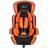 Sillas de coche Asiento de seguridad para niños / coche con la silla del coche del bebé / silla portable del bebé / 9 meses -12 años de la silla 0-4 del coche del niño Bebé Sillas de Coche ( Color : A , Tamaño : 44*70cm )