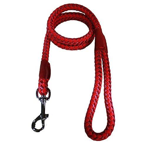 Cotton Rope Dog Leads Uk