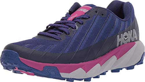 HOKA ONE One Torrent Scarpe Sport Donne Blu/Rosa - 37 1/3 - Running/Trail