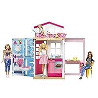 Barbie DVV47 2-Story House, Multicolour