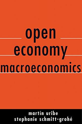 Open Economy Macroeconomics por Martin Uribe