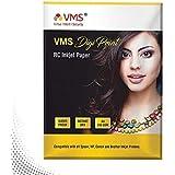 VMS Digi Print 240 GSM A4 210x297mm Photo Paper (Luster) Matte