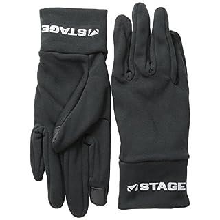 STAGE6 Stage Touch Handschuhe, Unisex, schwarz