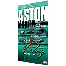 ASTON MARTIN DVD: historic, race-winning cars driven hard. Unique footage of rare cars, hidden in private collections; until now.