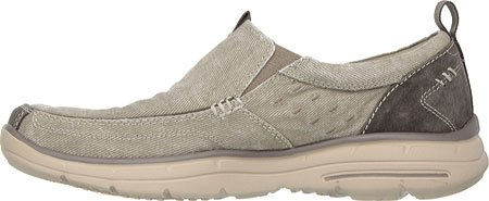 Skechers Fit Relaxed Patins - Benideck Kaki