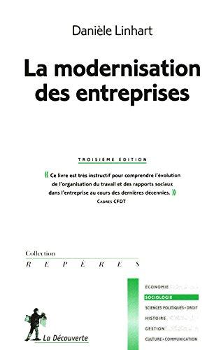 La modernisation des entreprises par Danièle Linhart