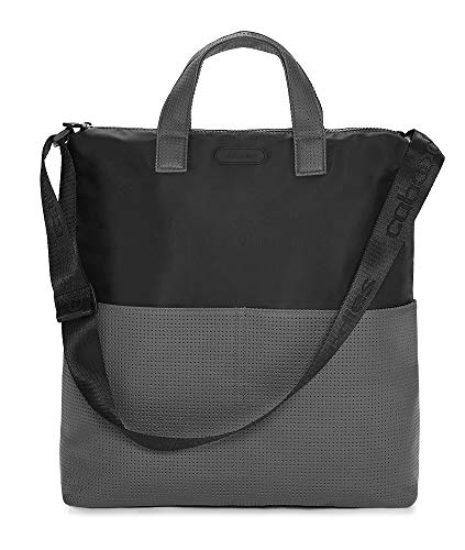 (Caboodles Active by Simone Biles Essential Tote, Gym & Travel Bag, Padded Computer Bag with Easy Access Pockets)