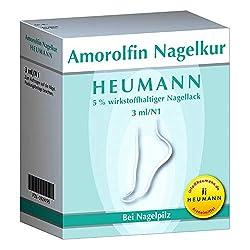 Amorolfin Nagelkur Heuman 3 ml