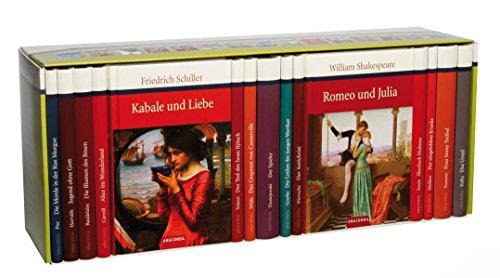 Die Klassiker der Weltliteratur (15 Bände)