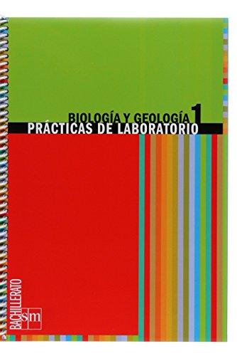 Biología y geología. 1 Bachillerato. Prácticas de laboratorio - 9788467534122