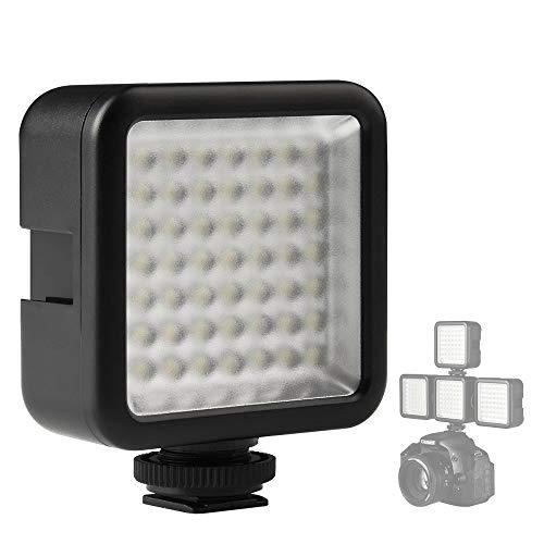Kleines Fülllicht SLR-Kaltschuhschnittstelle 49LED Kamera Und Schießen Kaninchenkäfiglicht Füllt Licht