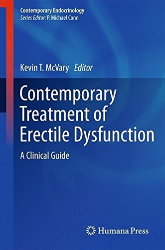 Contemporary Treatment of Erectile Dysfunction: A Clinical Guide (Contemporary Endocrinology) (2010-12-03)
