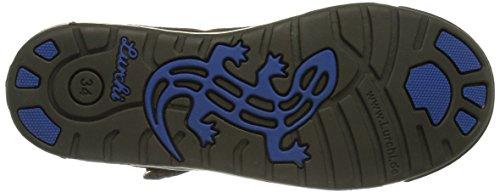 Lurchi Barney-Tex Jungen Hohe Sneakers Braun (dk.brown 27)