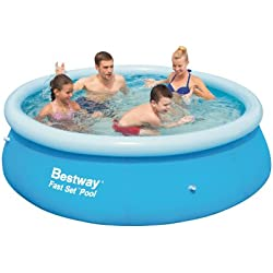 Bestway 8ft x 26in Fast Set Swimming Pool no pump #57008
