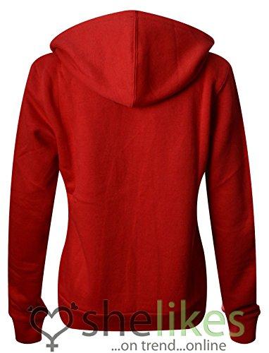 SheLikes - Blouson - Femme * taille unique red