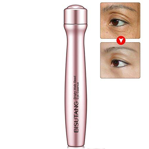 Minyun Augen Roll-on-Augen Creme-Augengel gegen Augenringe|gegen Schwellungen|gegen Falten|gegen Tränensäcke| Augenringe-10ml