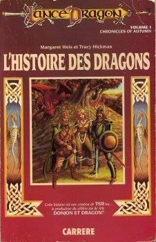 L'histoire des dragons. 1