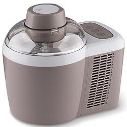 Moderner Gelato Eiscremebereiter Eismaschine Icemaker Speiseeisbereiter (99328 - Kompressor)