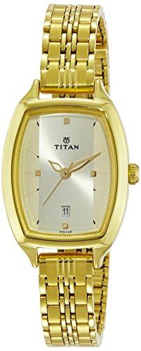 Titan 2571YM01  Analog Watch For Unisex