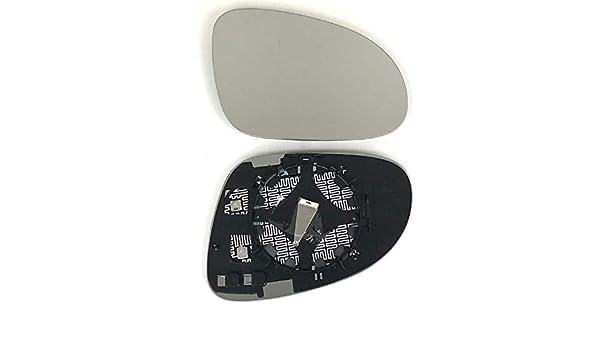 Spiegel Spiegelglas links unbeheizt f/ür Au/ßenspiegel mit manueller Verstellung geeignet