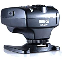 MeikeMK300MK-300LCD TTL - Flash para cámaras Nikon D3000,D3100,D3200,D5000,D610 yD90