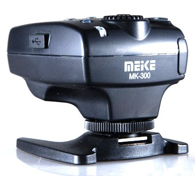 Meike MK300 MK-300 LCD TTL Blitzgerät für Nikon D3000 D3100 D3200 D5000 D610 D90