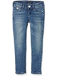 Scotch & Soda R'Belle Le Voyage-Classic Blue, Jeans Fille