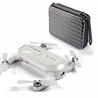 ZEROTECH Dobby Drone Pocket Selfie Pocket Drone FPV With 4K HD Camera GPS Smart Solution RC Quadcopter with Hard Waterproof Carry Bag by ZEROTECH