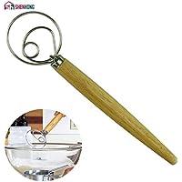 Idea High Shenhong - Varilla original de acero inoxidable de 13 pulgadas, estilo holandés,
