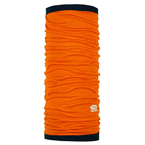 P.A.C. Merino Cell-Wool Pro+ Bright Orange