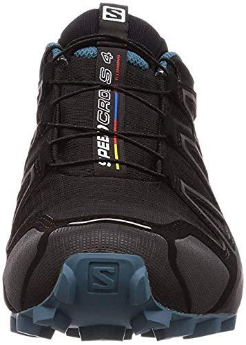 41hqgXZlniL - SALOMON Speedcross 4 Nocturne Gore-TEX Trail Running Shoes - AW18