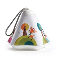 Tiny Love Tiny Dreamer, Musical Projector with Soothing Nightlight, Starlight Projector and Take-Along Lantern, 0+ Months, 17 Melodies, Into the Forest