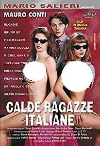 Calde Ragazze Italiane ( Hot Italian Girls - Mario Salieri - EUR 059)