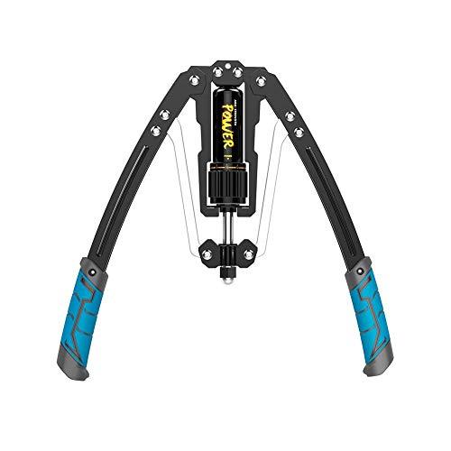 Ritapreaty Power Twister, Krafttrainer mit Einstellbarer Zugkraft Krafttraining Arm-Maschine (10-200 kg, freie Einstellung)