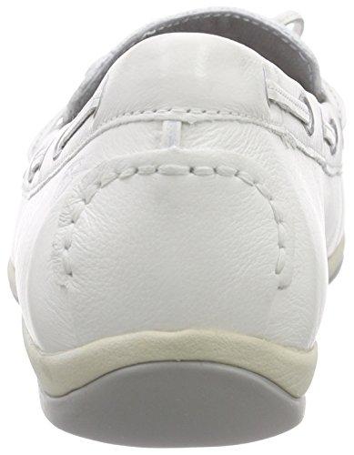 Tamaris 24600 Damen Mokassin Weiß (White 100)