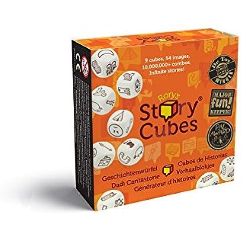 Asmodee - Story Cubes clásico, juego educativo (STO01ML)