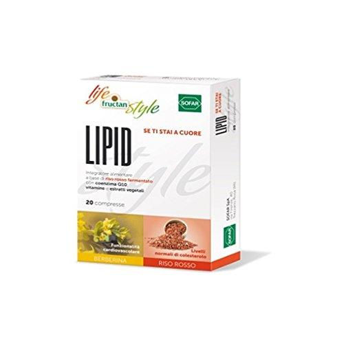Sofar lipid funzionalità cardiovascolare 20 compresse