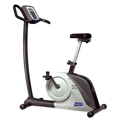 ERGO-FIT Cycle 400, schwarz-weiß