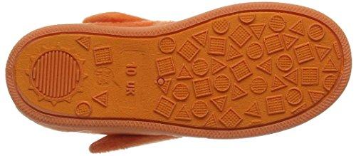 Chipmunks Tommy, Chaussons montants garçon Orange (Orange)