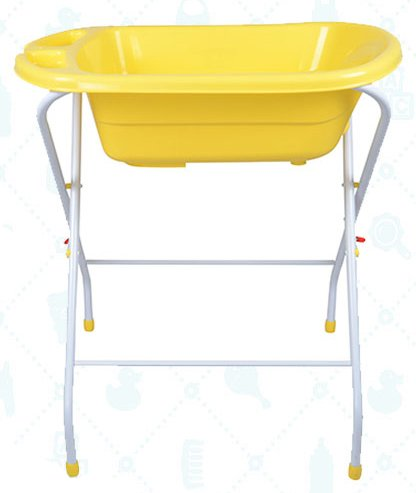 Bebe Style Baby Portable Foldable Bath & Stand