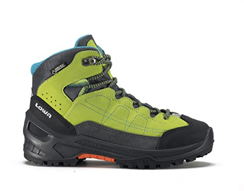 Lowa Approach GTX Mid Junior - lime - limone